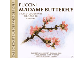 VARIOUS - Madame Butterfly - (CD)