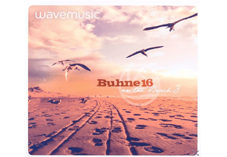 VARIOUS - Wavemusic presents: Buhne 16-on the beach 3 - (CD)