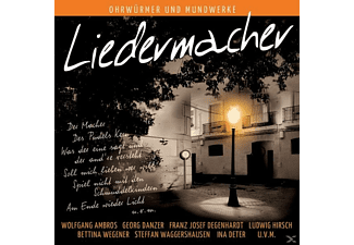 VARIOUS - Liedermacher [CD]