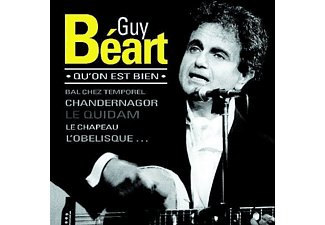 Guy Béart - Qu'on Est Bien - (CD)
