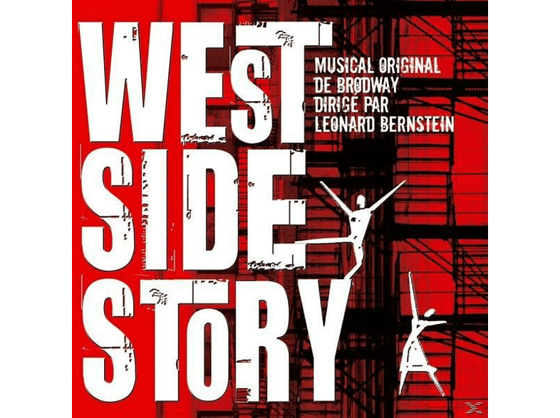 VARIOUS - West Side Story [CD]