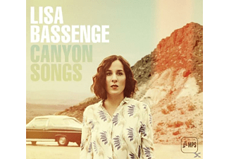 Lisa Bassenge - Canyon Songs - (CD)