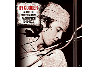 Ry Cooder - Acoustic Performance Radio Ranch 12-12-1972 [Vinyl]