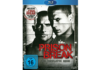 Prison Break – Complete Box Bluray Box - (Blu-ray)