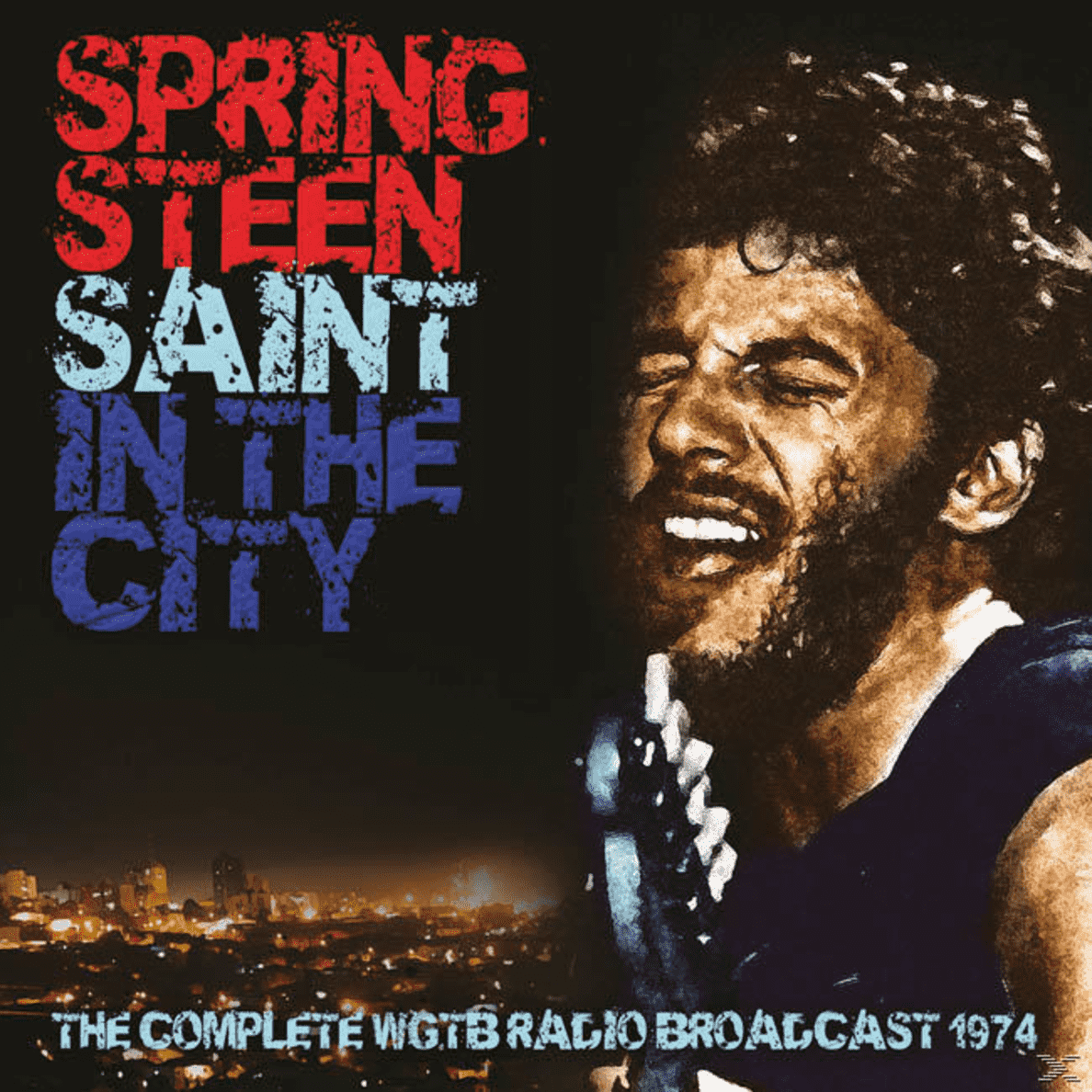 Bruce Springsteen - Saint In The City. The Complete Wgtb Radio Broadcast - (CD)