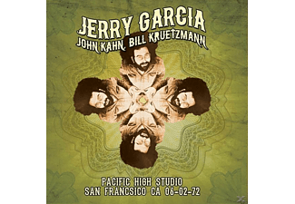 Jerry Garcia, John Kahn, Bill Kreutzman - Pacific High Studio San Francisco Ca 06-02-72 [Vinyl]