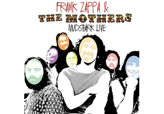 Frank Zappa & The Mothers Of Invention Zippers - Mudshark Live (180 Gr.Lp) [Vinyl]