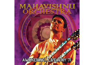 Mahavishnu Orchestra - Awakening... Live In NY '71 - (CD)