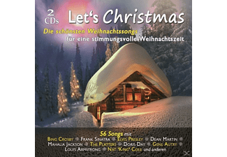 VARIOUS - Let's Christmas - (CD)