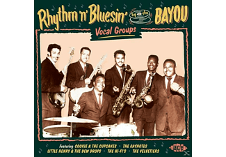 Various - Rhythm N Bluesin By The Bayou - (CD)