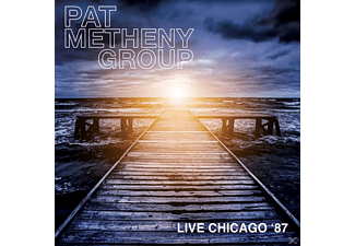 Pat Metheny Group - Live In Chicago-87 - (Vinyl)