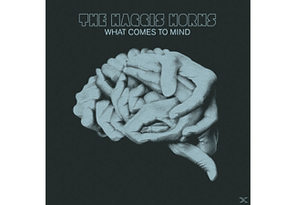 The Haggis Horns, Various - What Comes To Mind - (CD)
