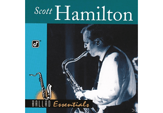 Scott Hamilton - Ballad Essentials - (CD)