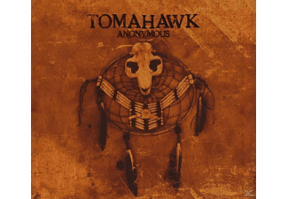 Tomahawk - Anonymous - (CD)