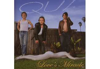 Qui - Love's Miracle - (CD)
