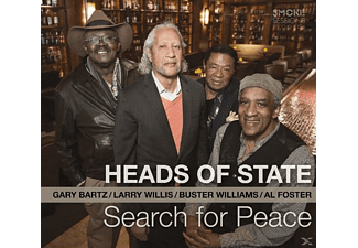 Heads Of State - Search For Peace - (CD)
