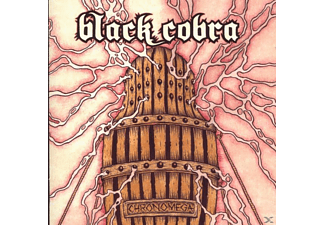 Black Cobra - Chronomega - (CD)