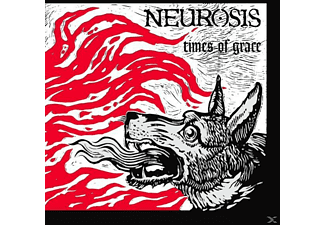 Neurosis - Times Of Grace - (CD)