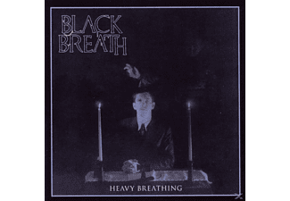 Black Breath - Heavy Breathing - (CD)