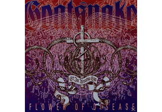 Goatsnake - Flower Of Disease - (CD)