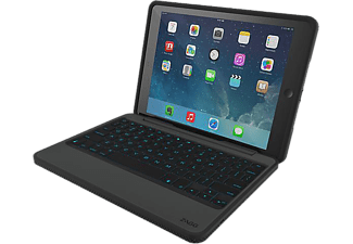ZAGG Rugged Book & Tangentbord iPad Air2 - Svart