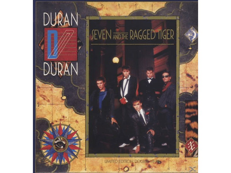 Duran Duran - Seven And The Ragged Tiger (Special Limited) [Vinyl]