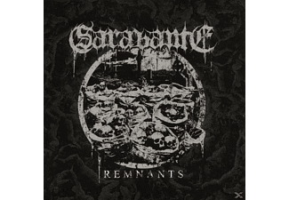 Sarabante - Remnants - (CD)
