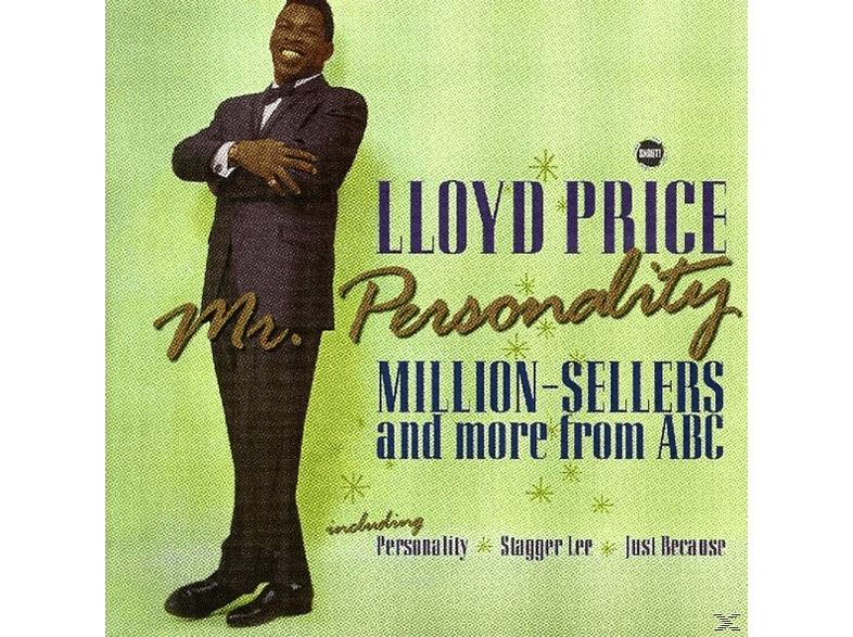 Lloyd Price - Mr.Personality-Million Sellers And More [CD]