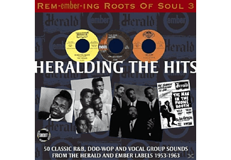 VARIOUS - Remembering Roots Of Soul - (CD)