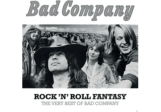 Bad Company - Rock 'n' Roll Fantasy:The Very Best Of Bad Company - (CD)