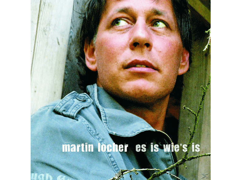 Martin Locher - Es Is Wie's Is [CD]