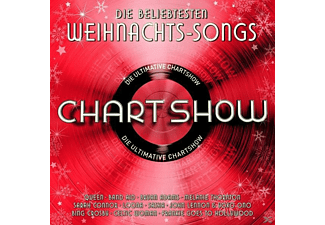 VARIOUS - Die Ultimative Chartshow-Weihnachtssongs - (CD)