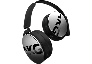 akg y 50 bt on ear bluetooth kopfh rer silver saturn. Black Bedroom Furniture Sets. Home Design Ideas