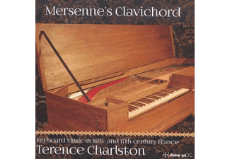 Terence Charlston - Mersenne's Clavichord - (CD)