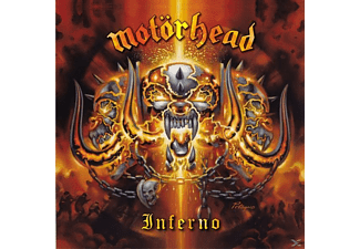 Motörhead - Inferno - (CD)