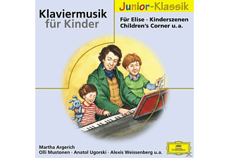 VARIOUS - KLAVIERMUSIK FÜR KINDER (ELOQUENCE JUNIOR) - (CD)