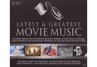 VARIOUS - Latest & Greatest Movie Music (3cd) [Box Set] [Soundtrack] - (CD)