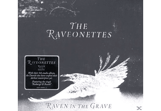 The Raveonettes - Raven In The Grave - (CD)