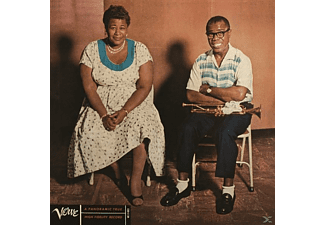 Ella Fitzgerald, Louis Armstrong - Ella And Louis (Back To Black) - (Vinyl)