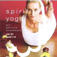Patricia Thielemann - Spirit Yoga-Vol.1 (Level 1-2) - (CD)