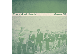 The Naked Hands - Green - (CD)