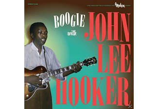 John Lee Hooker - Boogie With...(180 Gr.Vinyl) - (Vinyl)