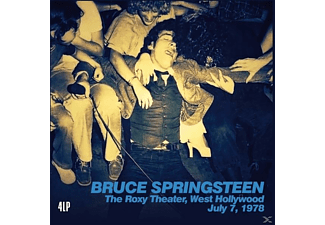 Bruce Springsteen - The Roxy Theater, West Hollywood July 7, 1978 - (Vinyl)