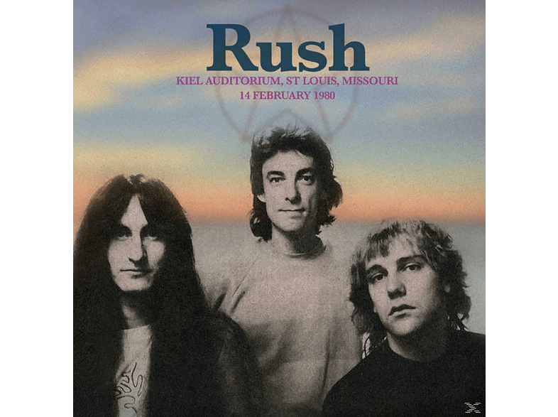 Rush - Kiel Auditorium (St.Louis, Mi, 14 Feb. 1980) [Vinyl]