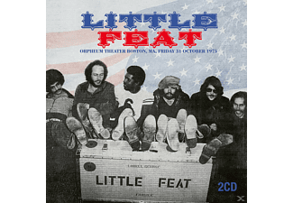 Little Feat - Orpheum Theater Boston (Ma, Friday 31st Oct.1975) [Vinyl]