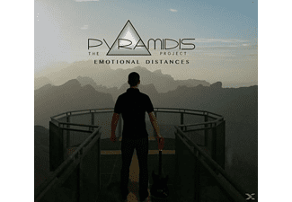 The Pyramidis Project - Emotional Distances - (CD)