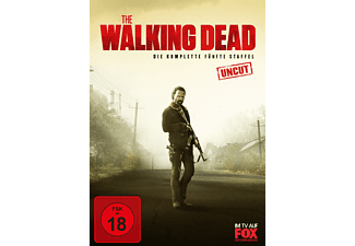 The Walking Dead - Staffel 5 (Uncut) - (DVD)