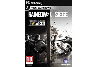 TOM CLANCY'S RAINBOW SIX : SIEGE PC