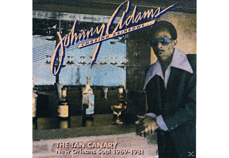 Johnny Adams - The Tan Canary/...1973-1981 - (CD)
