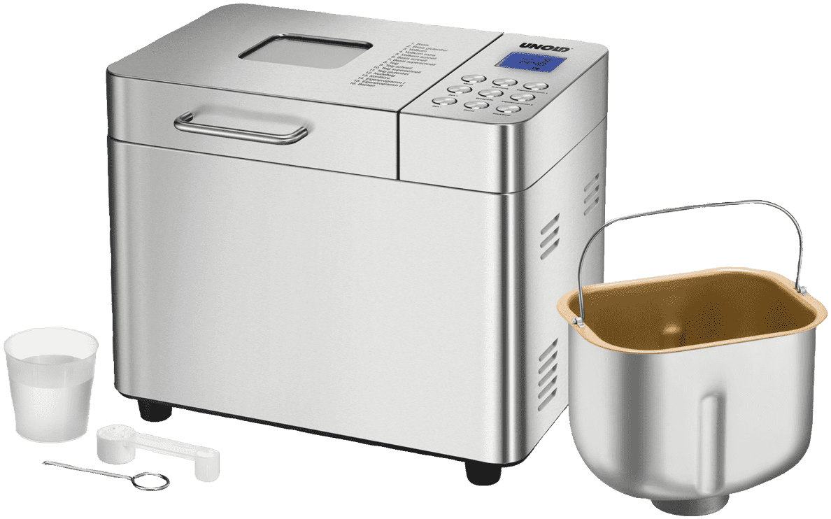 UNOLD 68456 Backmeister Brotbackautomat